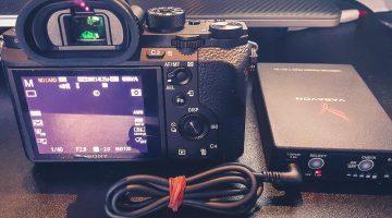 Varavon Power Pack 7.5V/12V for Sony A7 Series