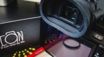Eyecup Sony A7RII 05