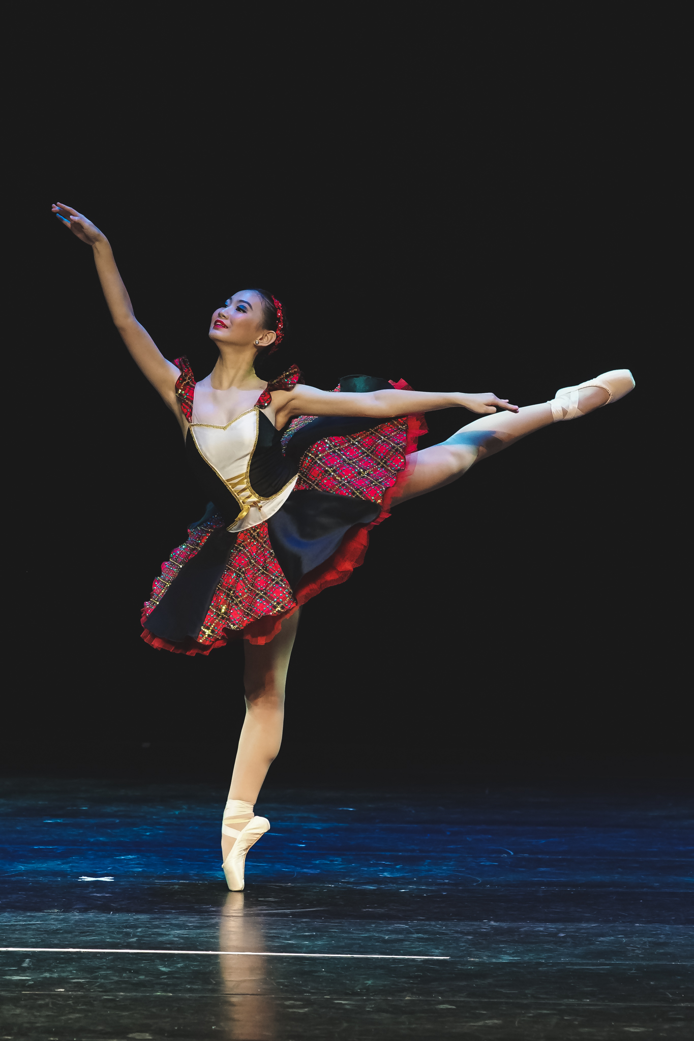 Asian pacific international ballet competition