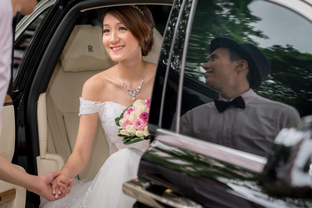 U Got Shot By Me Singapore Wedding Photography
