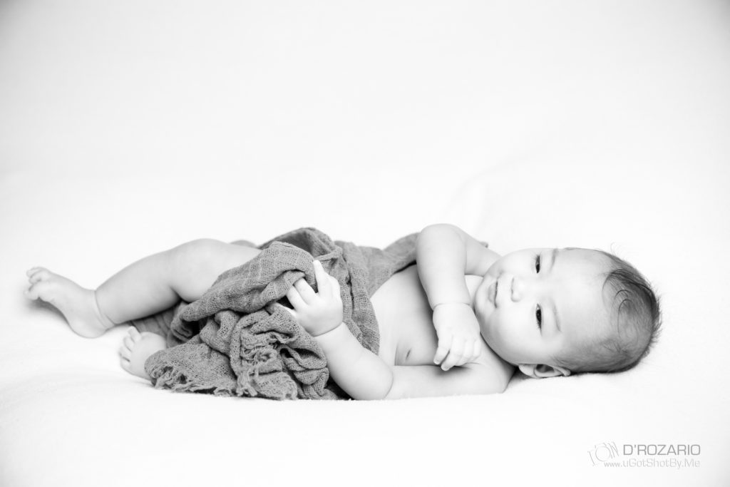 Singapore Newborn Photography